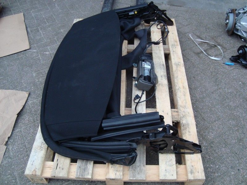 Cabriolet Dak Compleet Audi A3 8p 123parts Nl